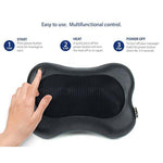 Infrared Cervical Vertebra Lumbar Back Massager