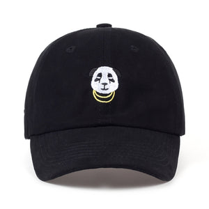 New Panda Gold Chains Cap - 4 Colors
