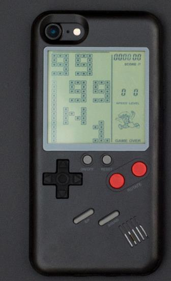 Retro Gameboy Phone Cases for iPhone