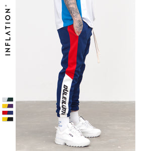 Autumn Side Stripe Sweatpants