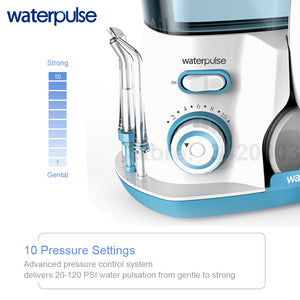Waterpulse 5pcs Professional Water Flosser