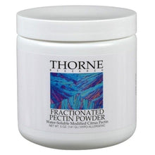 Fractionated Pectin Powder by Thorne Old Label