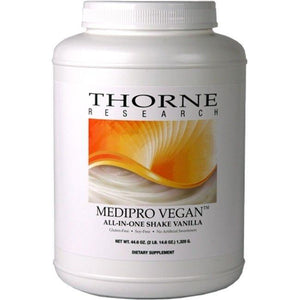 MediPro Vegan Vanilla By Thorne Old Label