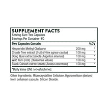 Meta-Balance by Thorne Supplement Facts
