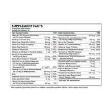 Meta-Fem by Thorne Supplement Facts