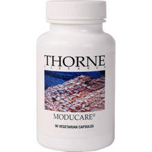 Moducare by Thorne Old Label