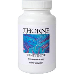 Pantethine by Thorne Old Label