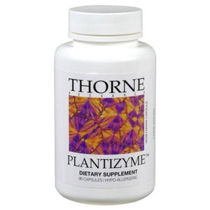 Plantizyme by Thorne Old Label