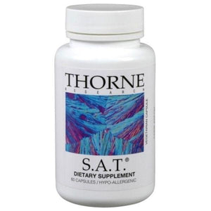 S.A.T. by Thorne Old Label