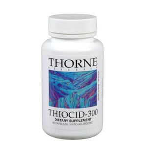 Alpha-Lipoic Acid by Thorne Old Label