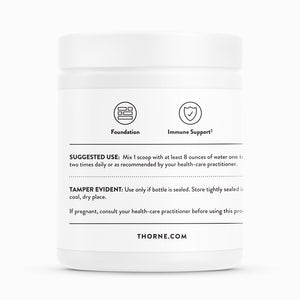 Buffered C Powder by Thorne Research. 8.15 ounce (231 g).