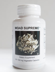 Woad Supreme (Supreme Nutrition) Anti-inflammatory, Antimicrobial, Helps Immune