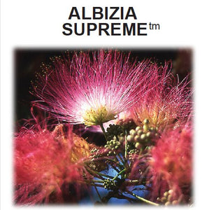 Albizia Supreme by Supreme Nutrition. Helps Anxiety, Depression, & Insomnia