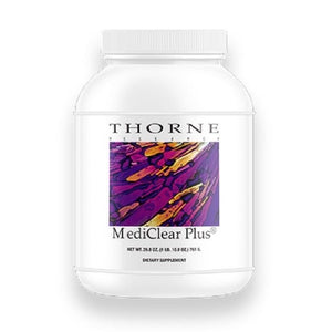 Mediclear Plus by Thorne. Protein w/Detox and Anti-inflammatory Co-factors New!