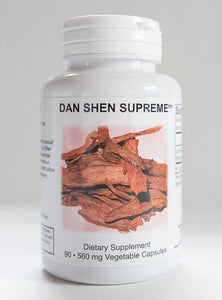 Dan Shen Supreme (Supreme Nutrition) Helps Infection/Lyme, Heart/Clotting, Mood