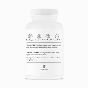 Magnesium Citrate 90 vegetarian capsules. 135mg by Thorne Research