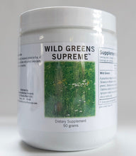 Wild Greens Supreme NO GRAIN greens drink. Supreme Nutrition. No wheat or barley