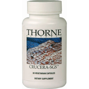 Crucera-SGS by Thorne. Old Label