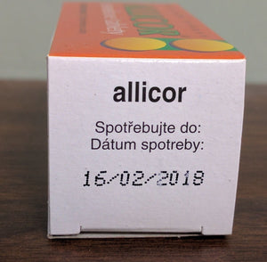 Allicor Timed Release Garlic. 60 tablets. Research shows reduces cholesterol.