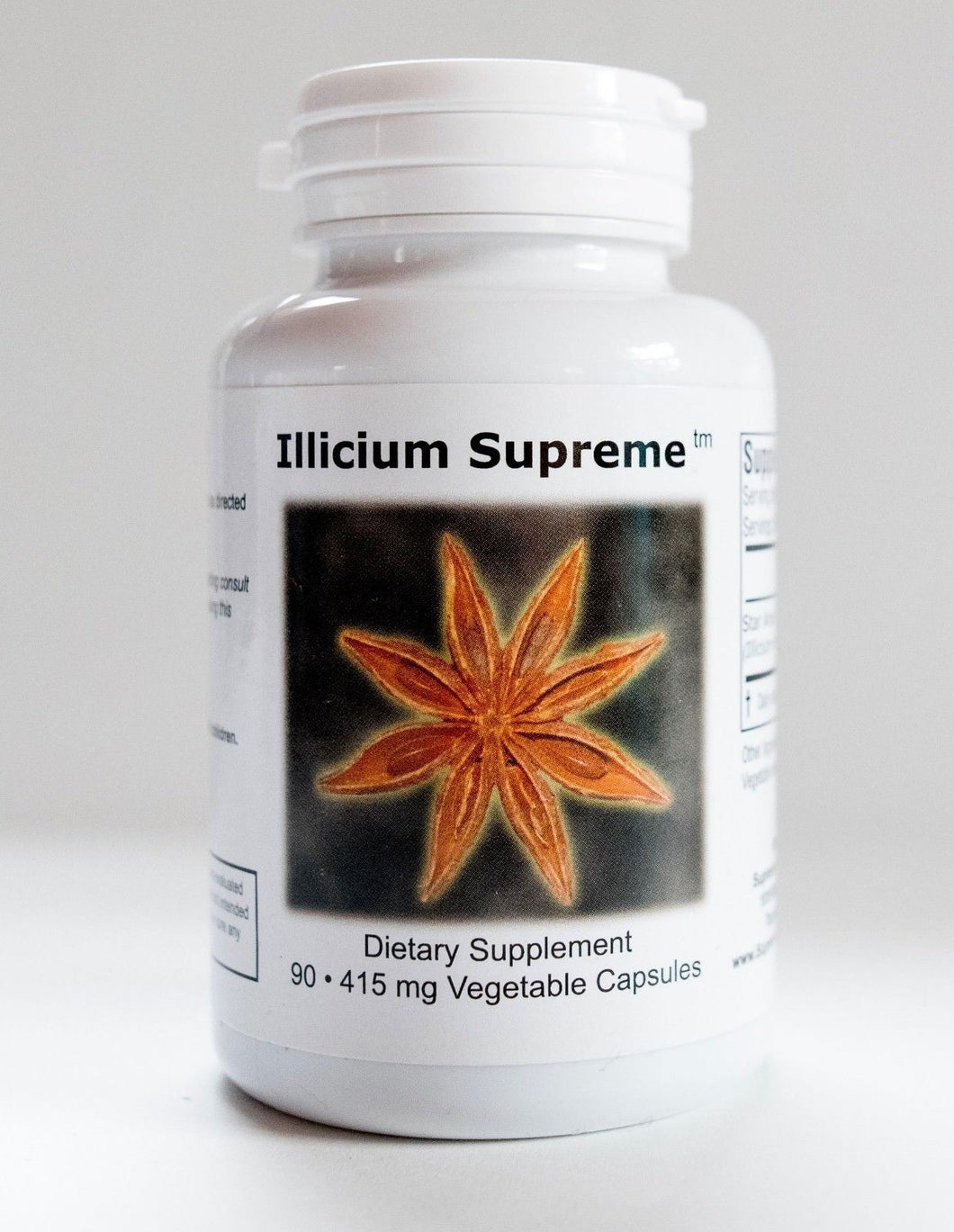Illicium Supreme (Supreme Nutrition) Gentle Antimicrobial, GI Upset/Inflammation