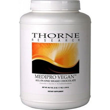 MediPro Vegan All-In-One Shake Chocolate – 30 Servings by Thorne Research