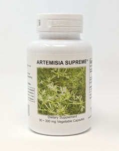 Artemisia Supreme by Supreme Nutrition Wormwood. Anti-parasitic/bacterial/fungal