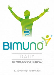 Bimuno Daily. Prebiotic Powder. 30 day. Digestive Support. Feeds Bifidobacteria