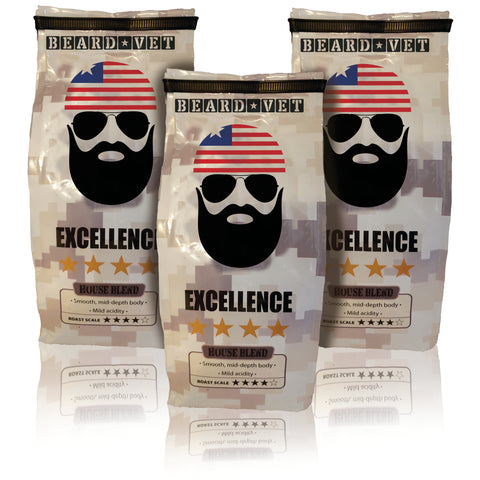 Beard Vet Excellence Coffee & Specialty Drinks
