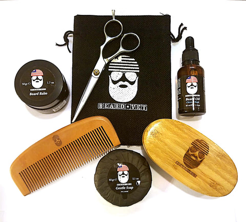 Beard Vet Grooming Kit
