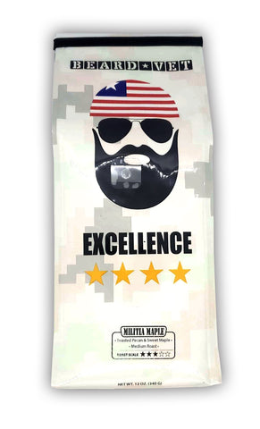 Beard Vet Excellence Coffee: Milita Maple - GROUND