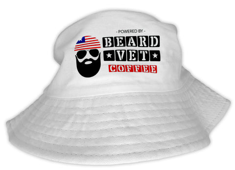 Beard Vet Coffee Bucket Hat