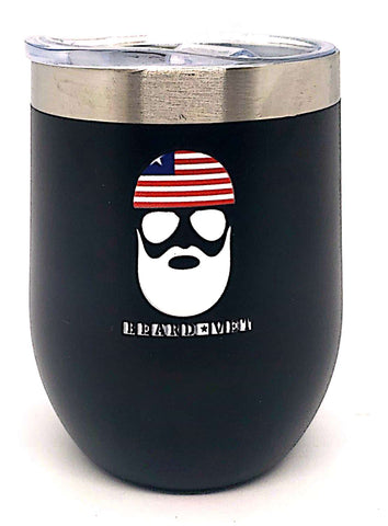 Beard Vet Short tumbler - Black