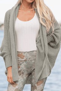 Orsle Long Sleeve Regular Loose Cardigans