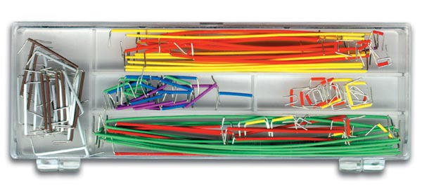 Pre-formed Jumper Wire Kit