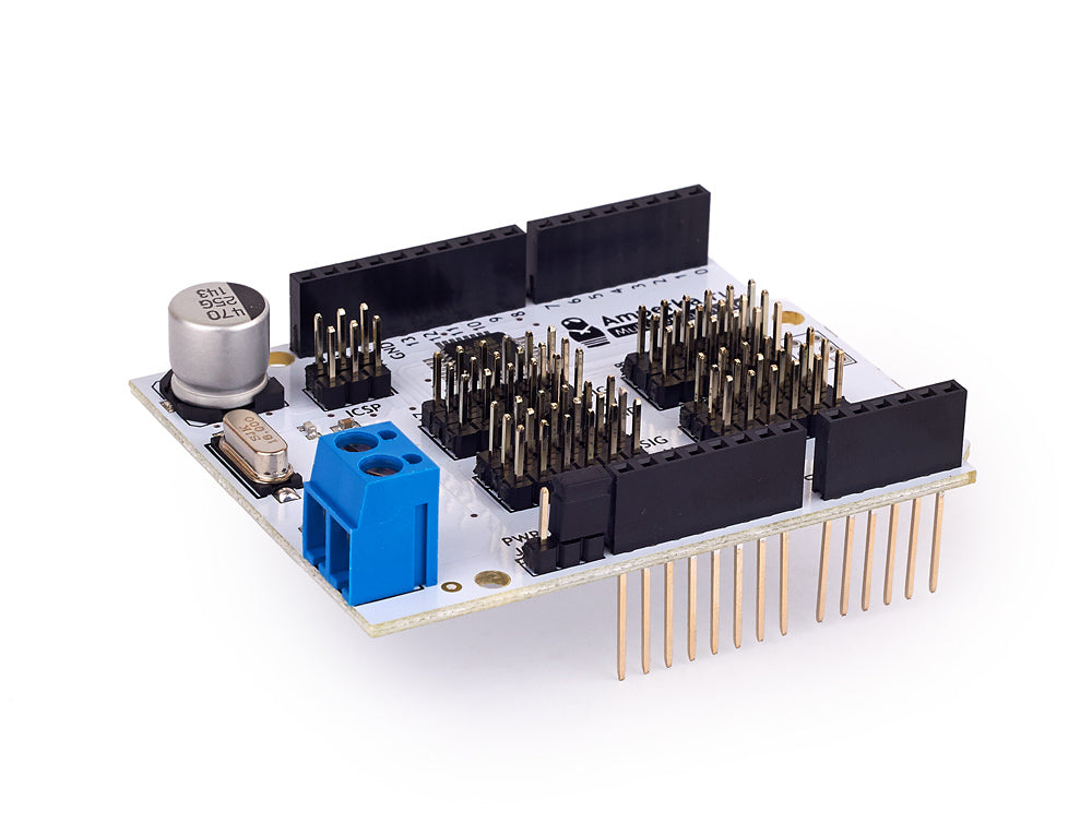 Multiservo Shield for Arduino (18 channels)