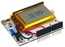 Li-Pol Power Shield for Arduino