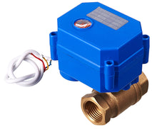 Motorized Ball Valve (15 mm)