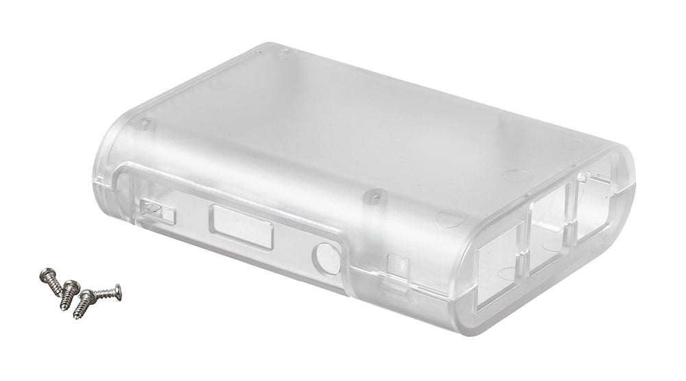 Clear Raspberry Pi Case