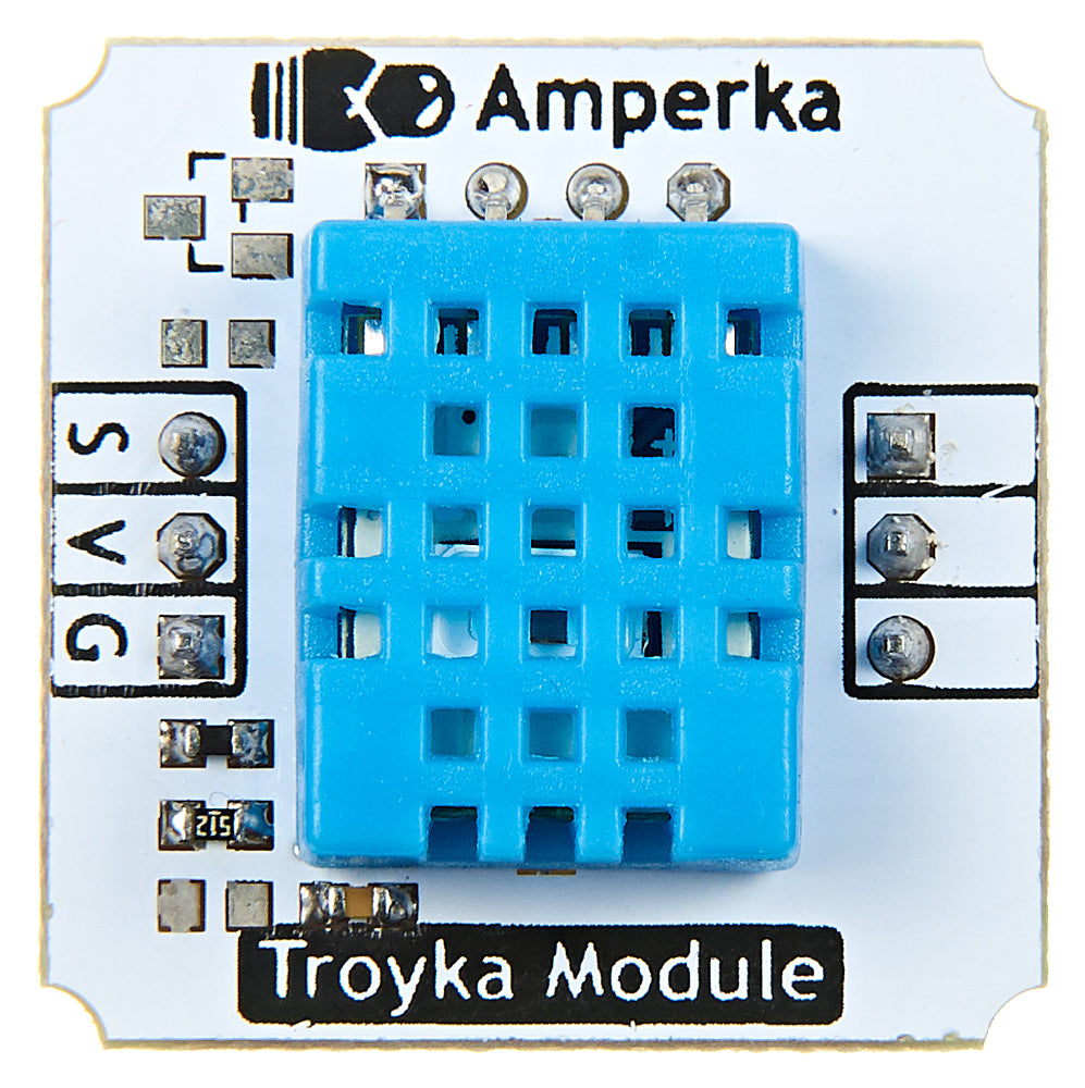Digital Temperature and Humidity Sensor (Troyka Module)