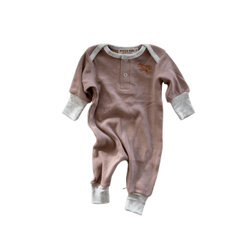 Piper Bug Simplicity Romper / Myrtle
