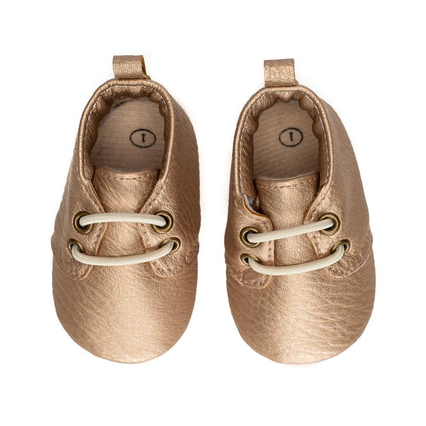 Sweet n Swag Moxford Shoes / Copper