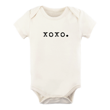Tenth + Pine Organic Bodysuit / xoxo - Dear Isla