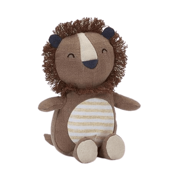 Nana Huchy Leroy the Lion Rattle