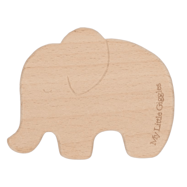 My Little Giggles Elwood Elephant Teether