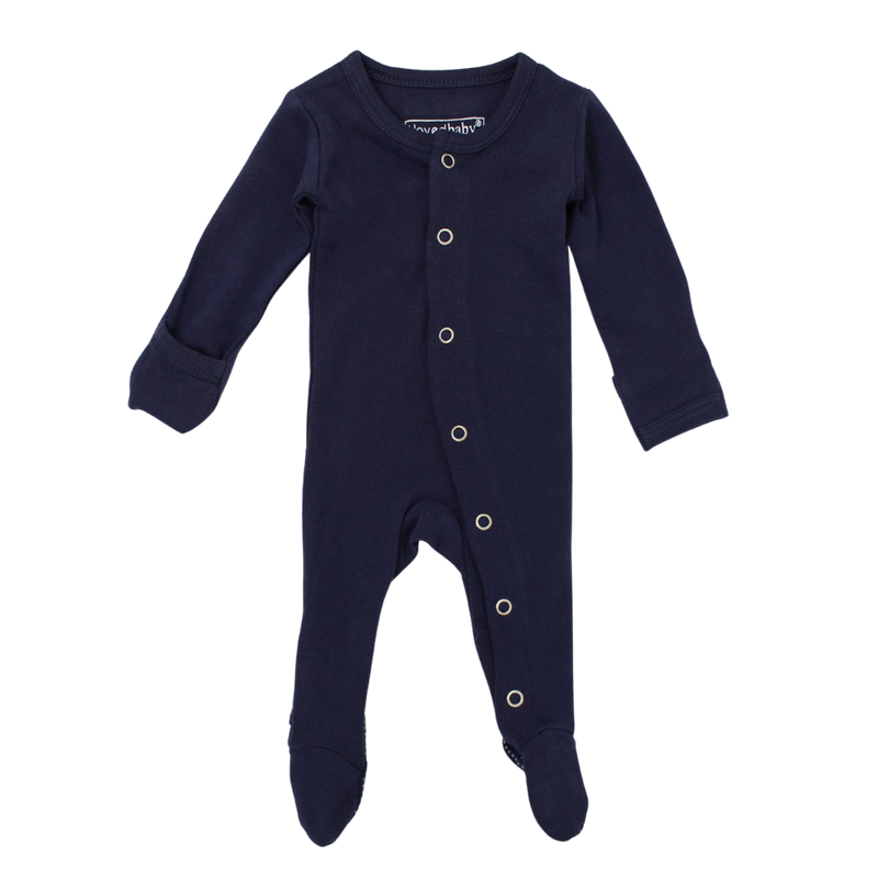 L'oved Baby Organic Overall / Navy