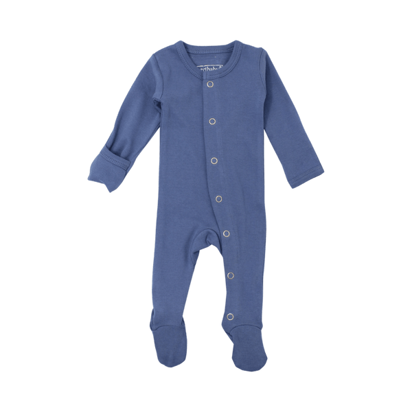 L'oved Baby Organic Overall / Slate