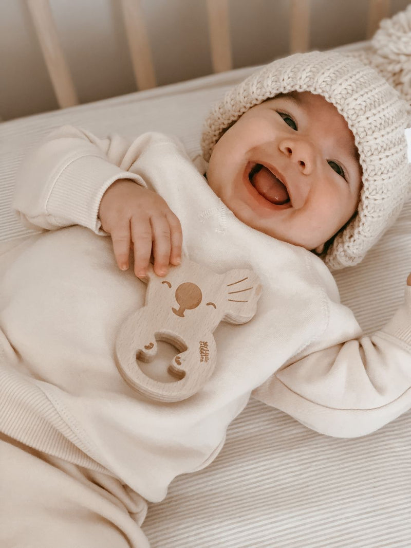 My Little Giggles Koko Koala Teether