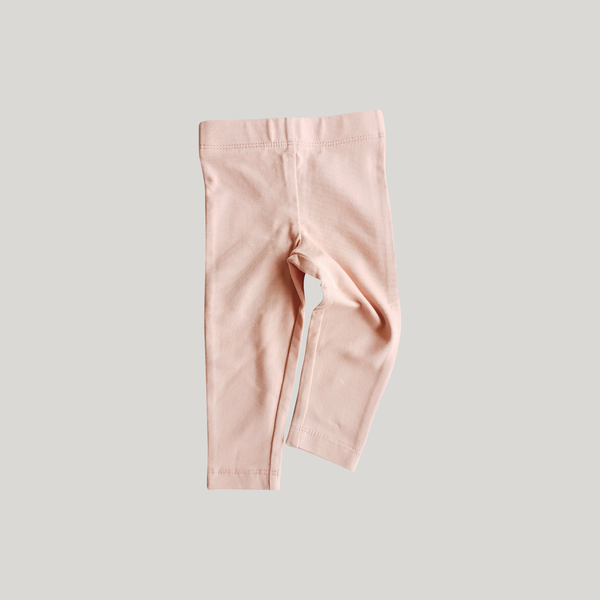 Susukoshi Newborn Leggings / Rose - Dear Isla