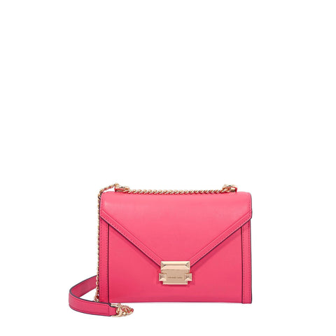 Michael Kors Schultertasche Whitney Large Convertible Pink