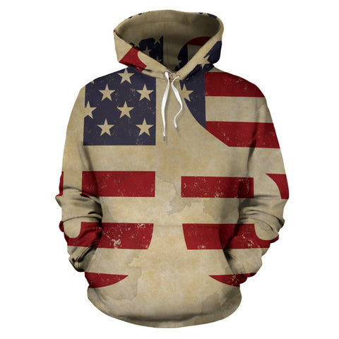 Image of USA Men's Hoodie - Deal Sharks
